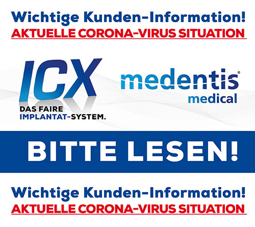https://icx-shop.de/medentis-medical/aktuelles/information-aktuelle-corona-virus-situation