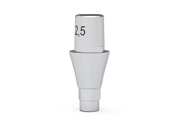ICX-Klebebasis, GH 2,5mm
