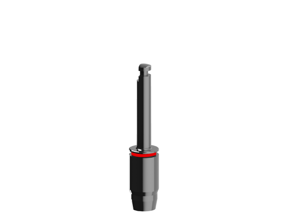 ICX-Magellan Gingivastanze, rot ø 3,75mm