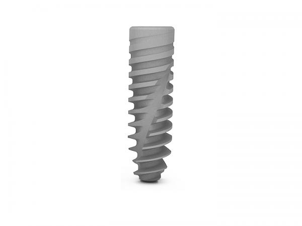ICX–ACTIVE-MASTER Implantat, grün Ø 4,1mm