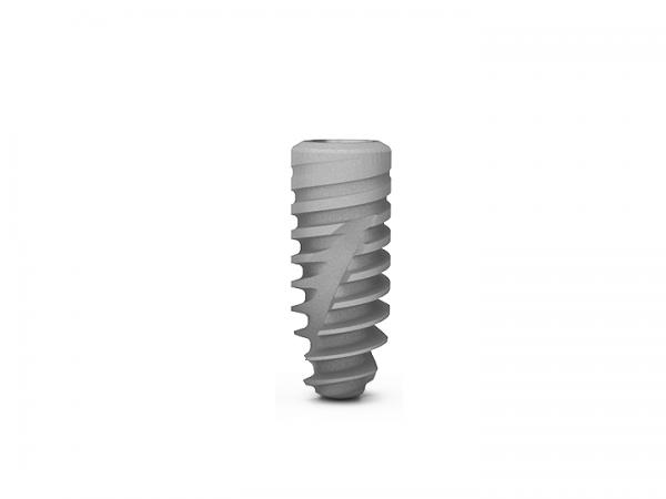 ICX–ACTIVE-MASTER Implantat, blau Ø 4,8mm