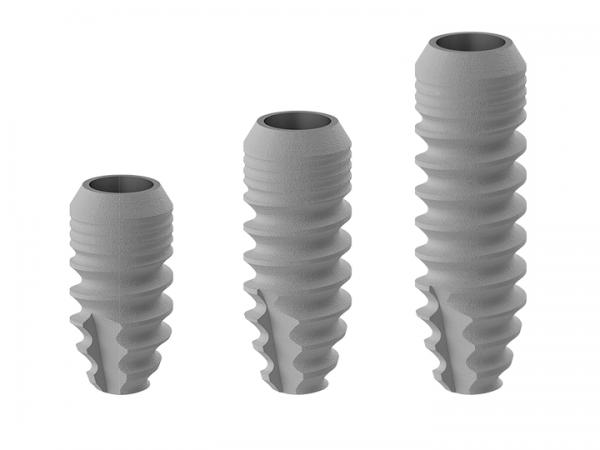 ICX-SlimBoy Implantat, Ø 3,4mm