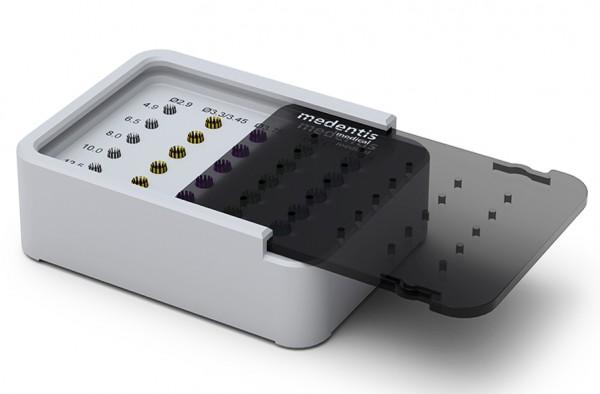 ICX-Bohrstophülsen-Box