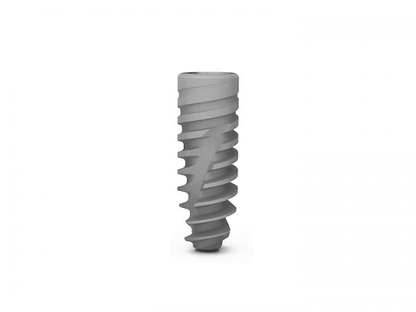 ICX–ACTIVE-MASTER Implantat, rot Ø 3,75mm