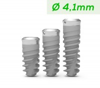 ICX-ACTIVE-MASTER TissueLevel, grün Ø 4,1mm 8mm